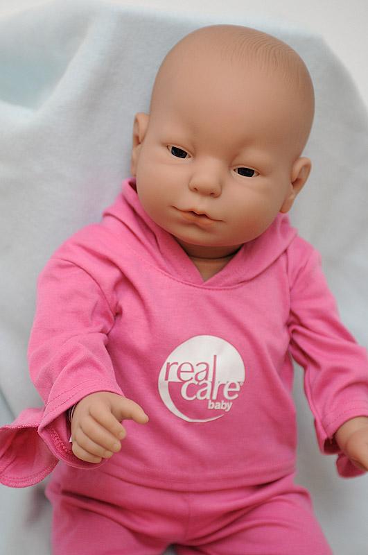 Babysimulator Europäisch-Hell