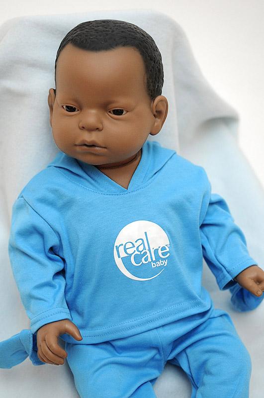Babysimulator Afrikanisch