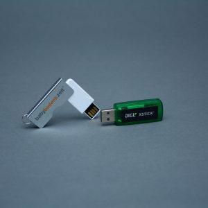 CC-Software + X-Stick