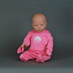 Europäisch-kaukasisch, Mädchen oder Junge, Einzelbaby